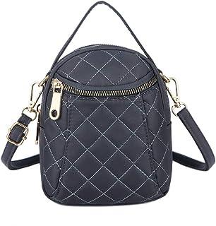 Nylon Small Crossbody Bag Cell Phone Pouch Handbag Wallet Bag Coin Purse for Women