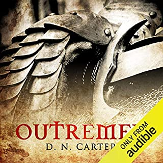 Volume 1 Outremer     Outremer              By:                                                                                                                                 D. N. Carter                               Narrated by:                                                                                                                                 John Banks                      Length: 39 hrs and 38 mins     1 rating     Overall 3.0