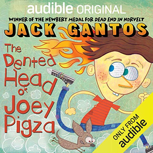 The Dented Head of Joey Pigza cover art