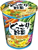 エースコック どっさり野菜 塩タンメン 60g×12個