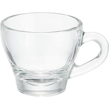 Libbey(リビー) エスプレッソ カップ №13245220 ソーダガラス (6ヶ入) RLBHR01