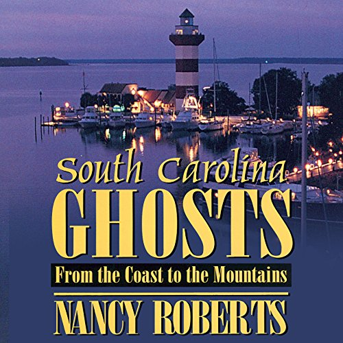 South Carolina Ghosts audiobook cover art