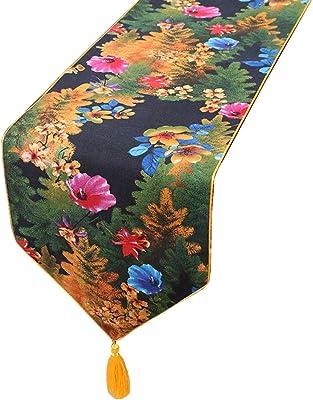 Amazon.com: Decozen Blossom - Funda de cojín con estampado ...