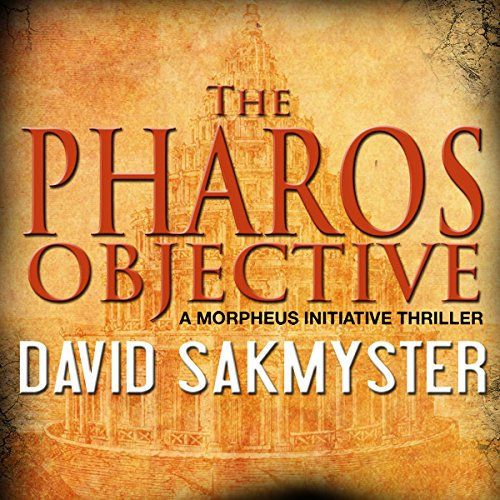 The Pharos Objective audiobook cover art