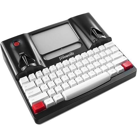Instrumento de Escritura Anti-distracción (edición Americana, ANSI), Máquina de Escribir Inteligente, Pantalla de Tinta Digital con luz Frontal, ...
