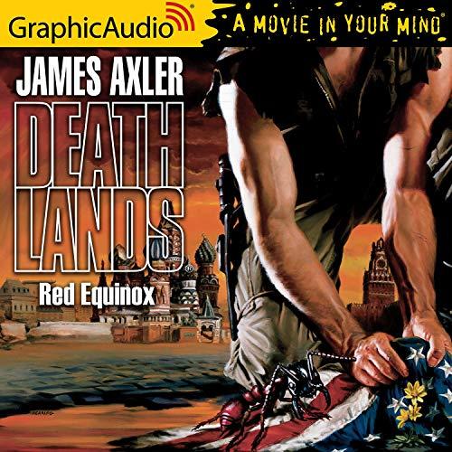 Red Equinox Audiobook By James Axler cover art