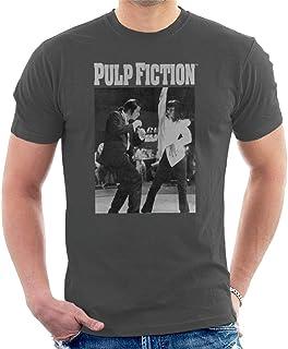 4091777c9a Pulp Fiction Dancing Jack Rabbit Slims Vincent Mia Men's T-Shirt