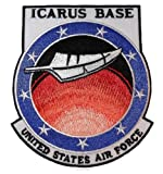 Main Street 24/7 Stargate Universe Icarus Base 4 1/4' Tall Embroidered Patch