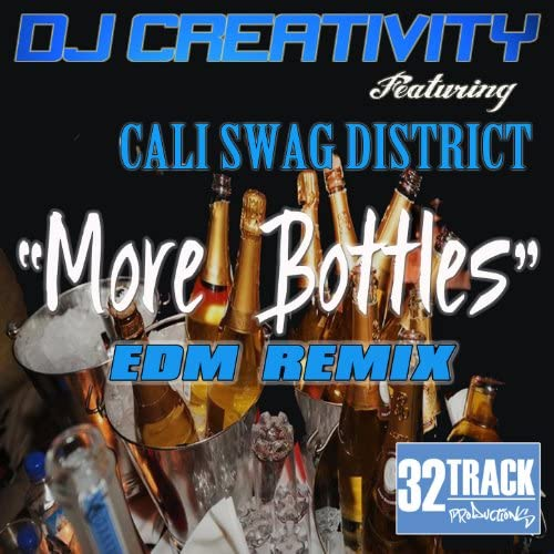 DJ Creativity feat. Cali Swag District feat. Cali Swag District