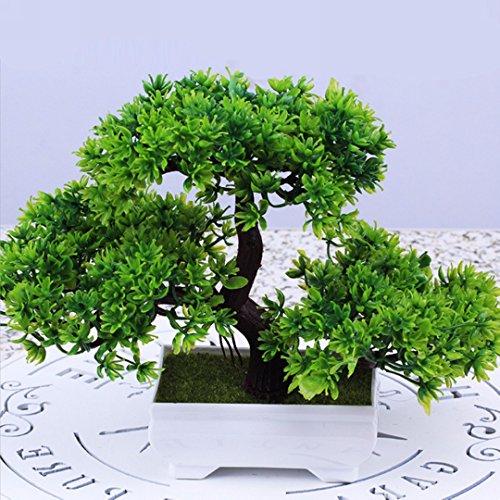 NaroFace Künstliche Bonsai Baum Pflanze...