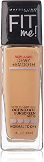 Maybelline New York Fit Me Foundation 130 Buff Beige