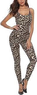 Best leopard print jumpsuit costume Reviews