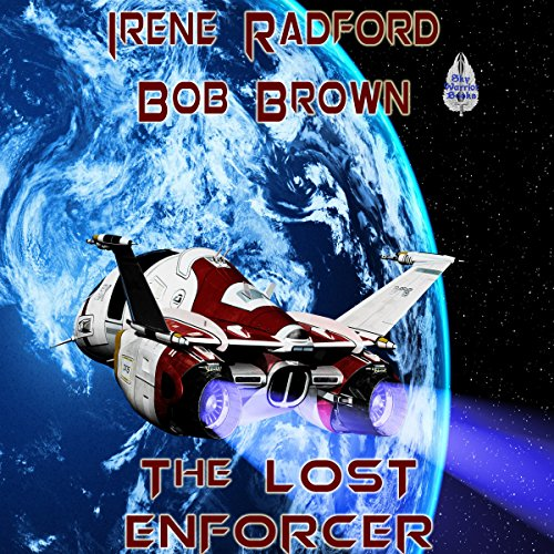 The Lost Enforcer audiobook cover art