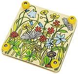 Goki 58603 Flower Press, Spring Meadow, Mixed