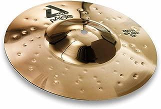 Paiste Alpha Brilliant Cymbal Metal Splash 10-inch