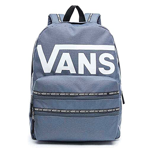 e105911562e Vans Sporty Realm II Backpack Casual Daypack, 42 cm, 22 L, Dark Slate