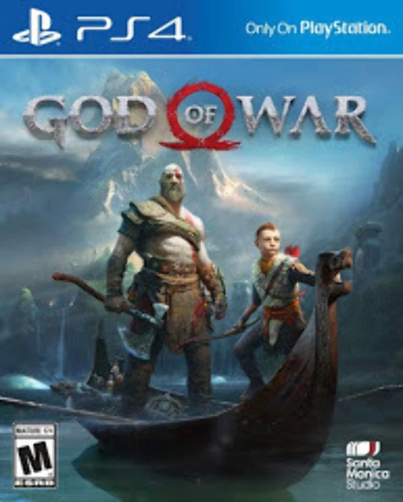 God of War Playstation - 4 shopping Max 73% OFF