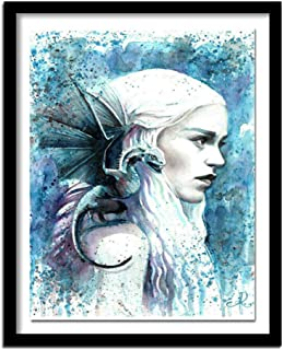 Wall Hanging Poster Game of Thrones Diamond Embroidery,5d Square DIY Diamond Painting,Cross Stitch,Diamond,Home Decor,Chri...