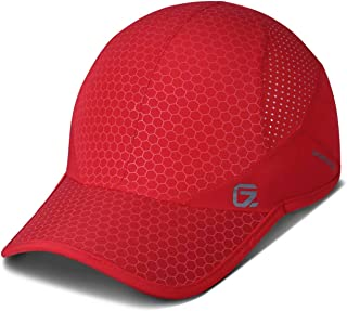 GADIEMENSS Quick Dry Soft Brim Lightweight Breathable Running Sport Caps