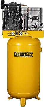 DEWALT DXCMV5048055 Two-Stage Cast Iron Industrial Air Compressor, 80-Gallon: image