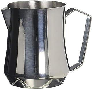 Motta Stainless Steel Tulip Milk Pitcher/Jug, 17 fl. oz., Silver