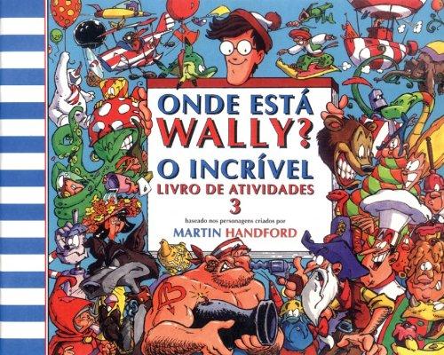 Onde Esta O Wally? Atividades 3 - Volume 3 (Em Portuguese do Brasil)