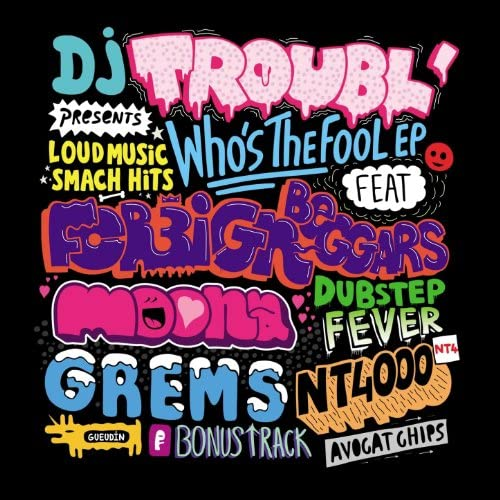 Dj Troubl feat. Foreign Beggars, Moona, Grems & NT4000 & Son Of Kick