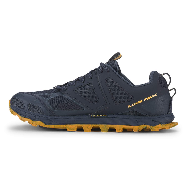 ALTRA Mens AL0A4PE5 Lone Peak 4.5 Trail Running Shoe, Carbon - 9 M US: Amazon.es: Deportes y aire libre
