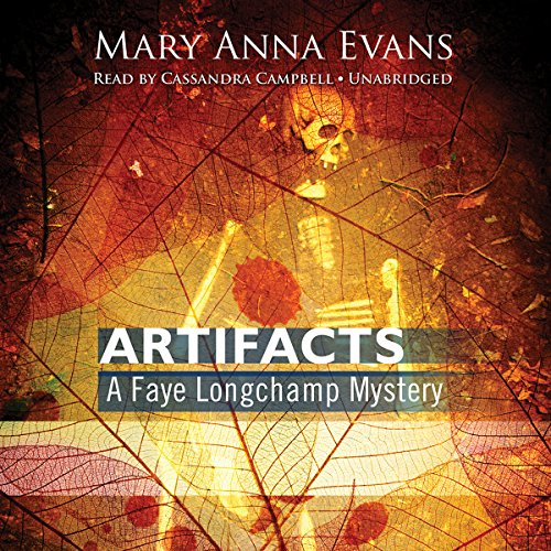 Artifacts audiobook cover art
