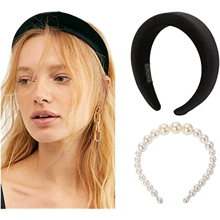 Set of 3 Black Alice bands head hair band headband aliceband Womens Girls NEW