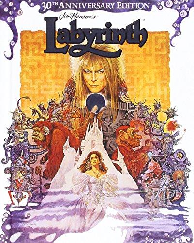 Labyrinth Blu-ray + Digital HD Ultraviolet (Limited Edition Digibook) [UK Import]