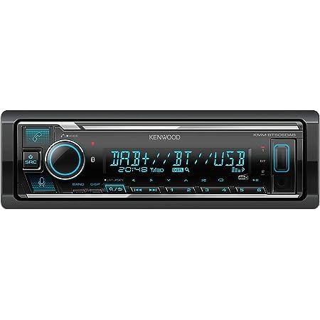Kenwood Kmm Bt506dab Usb Autoradio Mit Dab Und Elektronik