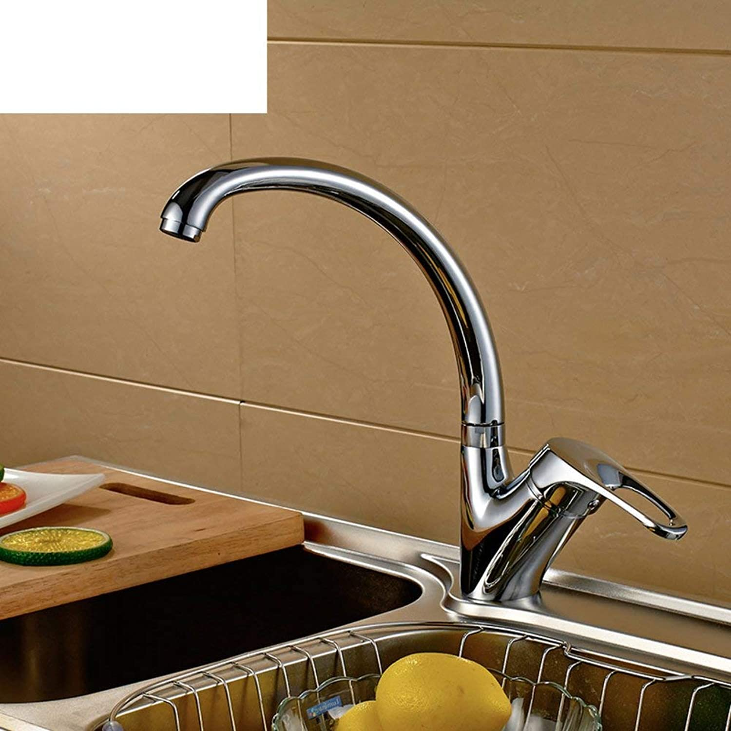 Oudan Kitchen faucet Caipen hot and cold sink faucet Washbasin faucet redation (color   -, Size   -)
