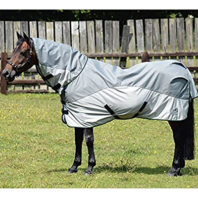 Masta Avante Waterproof Light Turnout Combo Mesh Fly Rug 4'6-7'0