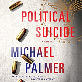 Political Suicide audiobook cover art