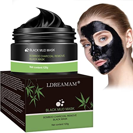Amazon Com Blackhead Remover Face Mask Peel Off Mask Charcoal Face Mask Purifying Black Face Mask With Activated Carbon Deep Facial Cleansing Black Mask For The Nose Cheeks And Chin Beauty