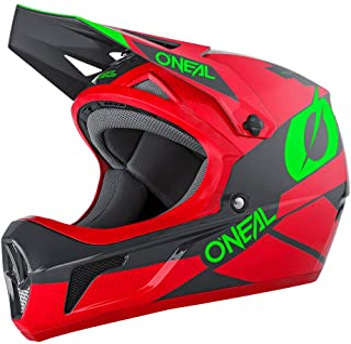 "O""NEAL | Mountainbike-Helm Fullface | MTB DH Downhill FR Freeride | ABS-Schale, Magnetverschluss, übertrifft Sicherheitsnorm EN1078 | SONUS Helmet | Erwachsene"