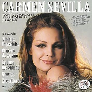Todas Sus Grabaciones para Discos Philips (1959-1965)