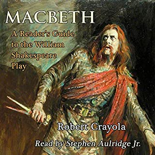 Couverture de Macbeth: A Reader's Guide to the William Shakespeare Play