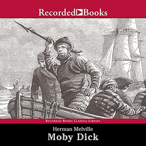 Moby-Dick copertina