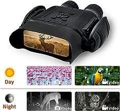 Prismáticos de visión Nocturna, 4.5-22.5 * 40MM HD Digital