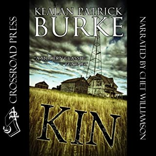 Kin                   By:                                                                                                                                 Kealan Patrick Burke                               Narrated by:                                                                                                                                 Chet Williamson                      Length: 11 hrs and 2 mins     1 rating     Overall 3.0