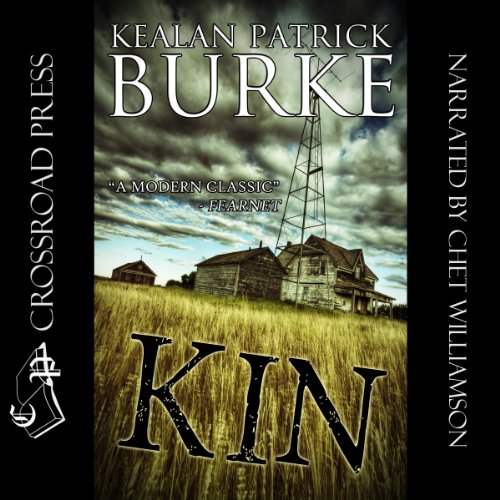 Kin audiobook cover art