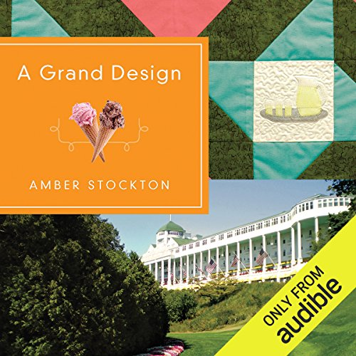 A Grand Design audiobook cover art