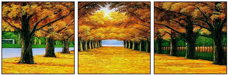 estar en gran demanda Cxmm Impresiones en Lienzo Pintura en la Parojo Sala de de de EEstrella sofá Pintura en la Parojo Sala de EEstrella Restaurante Restaurante Mural Creativo Hermoso Paisaje Pintura Pintado a Mano Pintura al óleo  envío gratis