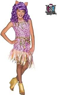 Rubie's Costume Monster High Haunted Clawdeen Wolf Child Costume, Medium