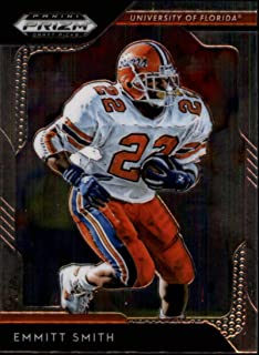 2019 Panini Prizm Draft Picks #37 Emmitt Smith Florida Gators Football Trading Card