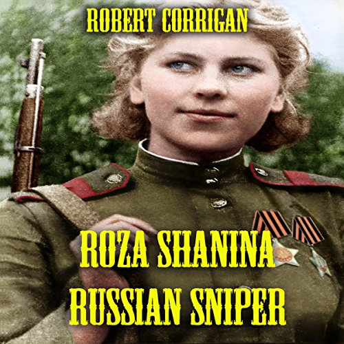 Roza Shanina audiobook cover art