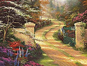 Guest Book-Spring Gate-With Scripture