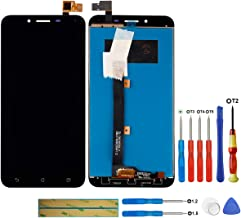 swark LCD Display Compatible with Asus ZenFone 3 Max ZC553KL 5.5 inch(Black Touch Screen Display + Tools